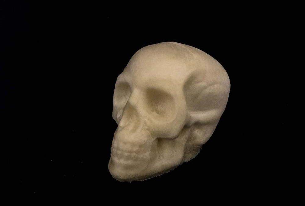 Mini Skull #1